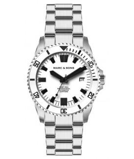 MARC & SONS Diver Watch Series Sport II Msd-046-3W-S