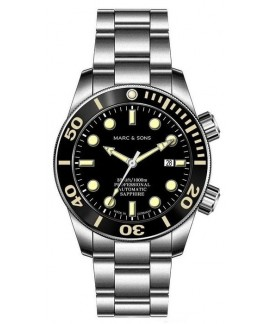 MARC & SONS Diver Watch Professional MSD-028-4S