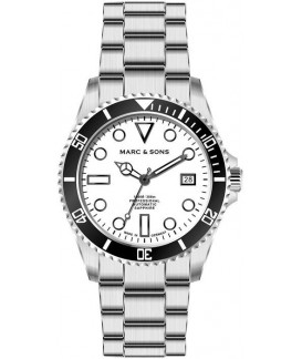 MARC & SONS Diver Watch Series Sport MSD-045-5S-A-2181