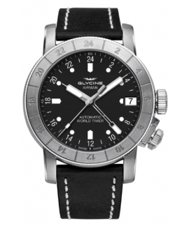 "Reloj Glycine Airman ""Double Twelve"" 42 GL0063"