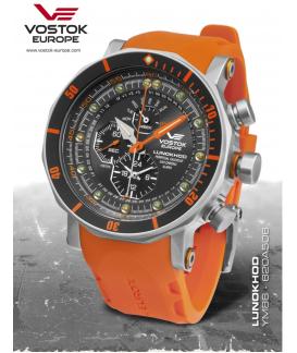 Reloj Vostok Europe Lunokhod 2 Chrono YM86-620A506