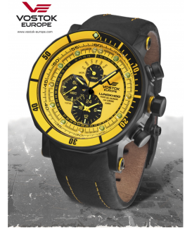 Reloj Vostok Europe Lunokhod 2 Chrono YM86-620C504