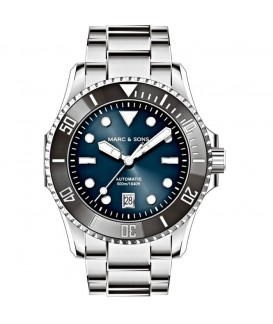 MARC & SONS Diver Watch Professional III Automatic MSD-047-2S