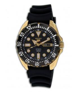 Reloj Seiko Sports Automatic bicolor