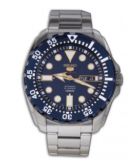 Reloj Seiko Sports Automatic Azul II