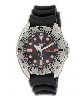 Reloj Seiko Sports Automatic Acero Caucho
