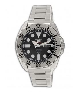 Reloj Seiko Sports Automatic Acero bisel acero