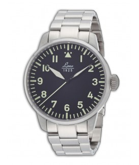 Reloj Laco Pilot Tipo A Rom Cristal Mineral 831895