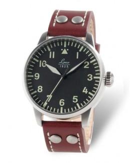 Reloj Laco Pilot Tipo A Augsburg Cristal Mineral 831688