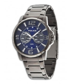 Reloj Police Visionary Multifunction Blue R1453228002