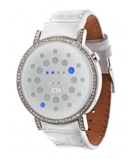 Reloj 01 The One Odins Rage White ORS504B1
