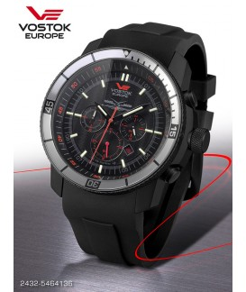 Reloj Vostok Europe Ekranoplan Chrono 5464136