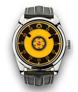 Reloj Kraftworxs Transmitter Orange KW-T-10O
