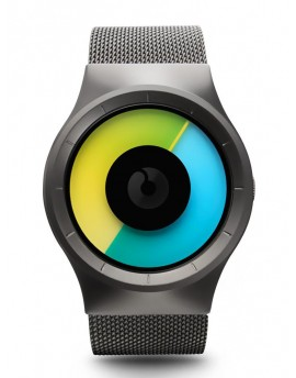 Reloj Ziiiro Celeste Gunmetal Colored Z0005WGYG