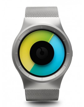 Reloj Ziiiro Celeste Chrome Colored Z0005WSYG