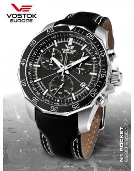 Reloj Vostok Europe Rocket N1 Chrono Piel 2255177