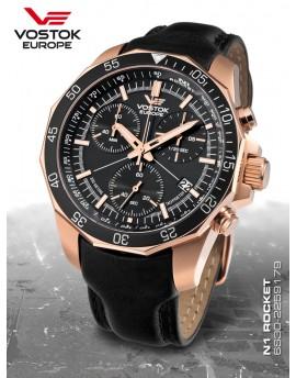 Reloj Vostok Europe Rocket N1 Chrono Piel 2259179
