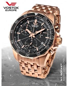 Reloj Vostok Europe Rocket N1 Chrono Armis 2259179b