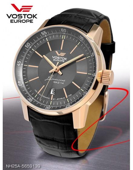 Reloj Vostok Europe GAZ-14 Limousine Tritium 5659139