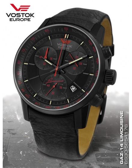 Reloj Vostok Europe GAZ-14 Limousine Tritium Chrono 5654176