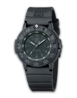 Reloj Luminox Original Navy SEAL Black Out LX3001BO
