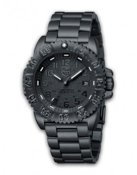 Reloj Luminox Navy SEAL Steel Black Out LX3152BO