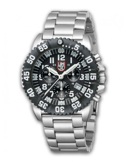 Reloj Luminox Navy SEAL Steel Chrono 3182