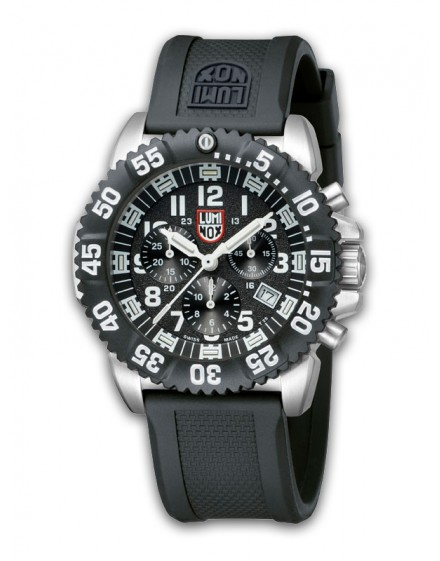 Reloj Luminox Navy SEAL Steel Chrono 3181