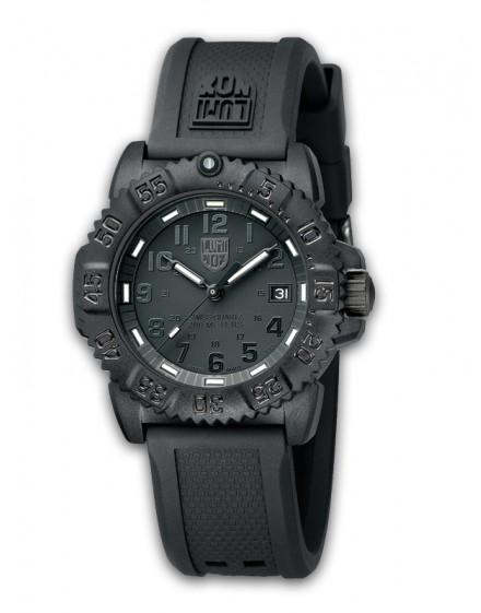 Reloj Luminox Colormark Lady 38mm Black Out 7051BO
