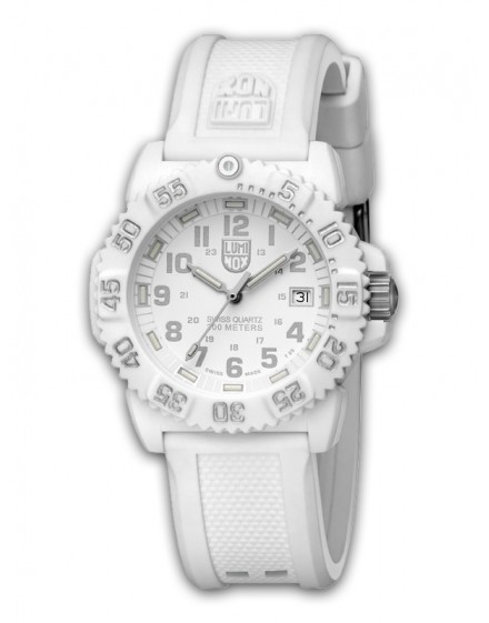 Reloj Luminox Colormark Lady 38mm White Out 7057WO