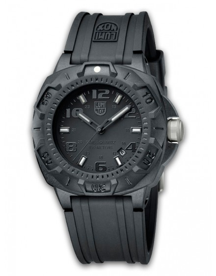 Reloj Luminox Sentry Black Out 0201BO