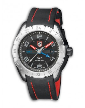 Reloj Luminox Aerospace Steel GMT LX5127