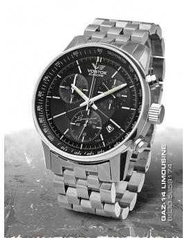Reloj Vostok Europe GAZ-14 Limousine Tritium Chrono Armis 5651174b