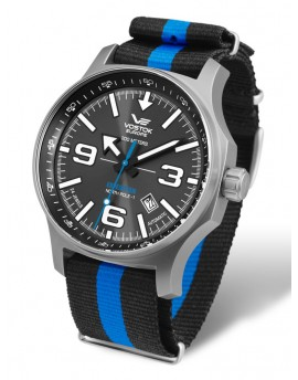Reloj Vostok Europe Expedition North Pole 1 Automatic Textil 5955195t
