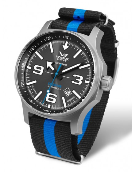 Reloj Vostok Europe Expedition North Pole 1 Manual Textil 5955195t