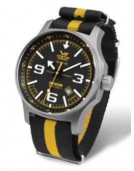 Reloj Vostok Europe Expedition North Pole 1 Automatic Textil 5955196t