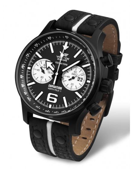 Reloj Vostok Europe Expedition North Pole 1 Chrono Piel 5954199