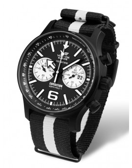 Reloj Vostok Europe Expedition North Pole 1 Chrono Textil 5954199t