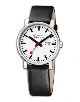 Reloj Mondaine SBB Evo Big 40 A627.30303.11SBB