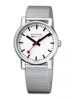 Reloj Mondaine SBB Evo Quartz A658.30300.11SBV