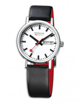 Reloj Mondaine SBB Classic Day-date A667.30314.11SBB