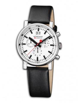Reloj Mondaine SBB Evo Chrono 40 A690.30304.11SBB