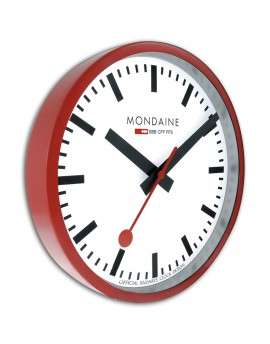 Reloj Mondaine Clocks Wall Clock 25 cm A990.CLOCK.11SBC