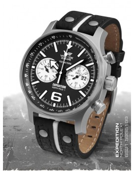 Reloj Vostok Europe Expedition North Pole 1 Chrono Piel 5955199