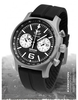 Reloj Vostok Europe Expedition North Pole 1 Chrono Caucho 5955199r