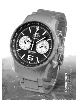Reloj Vostok Europe Expedition North Pole 1 Chrono Armis 5955199b